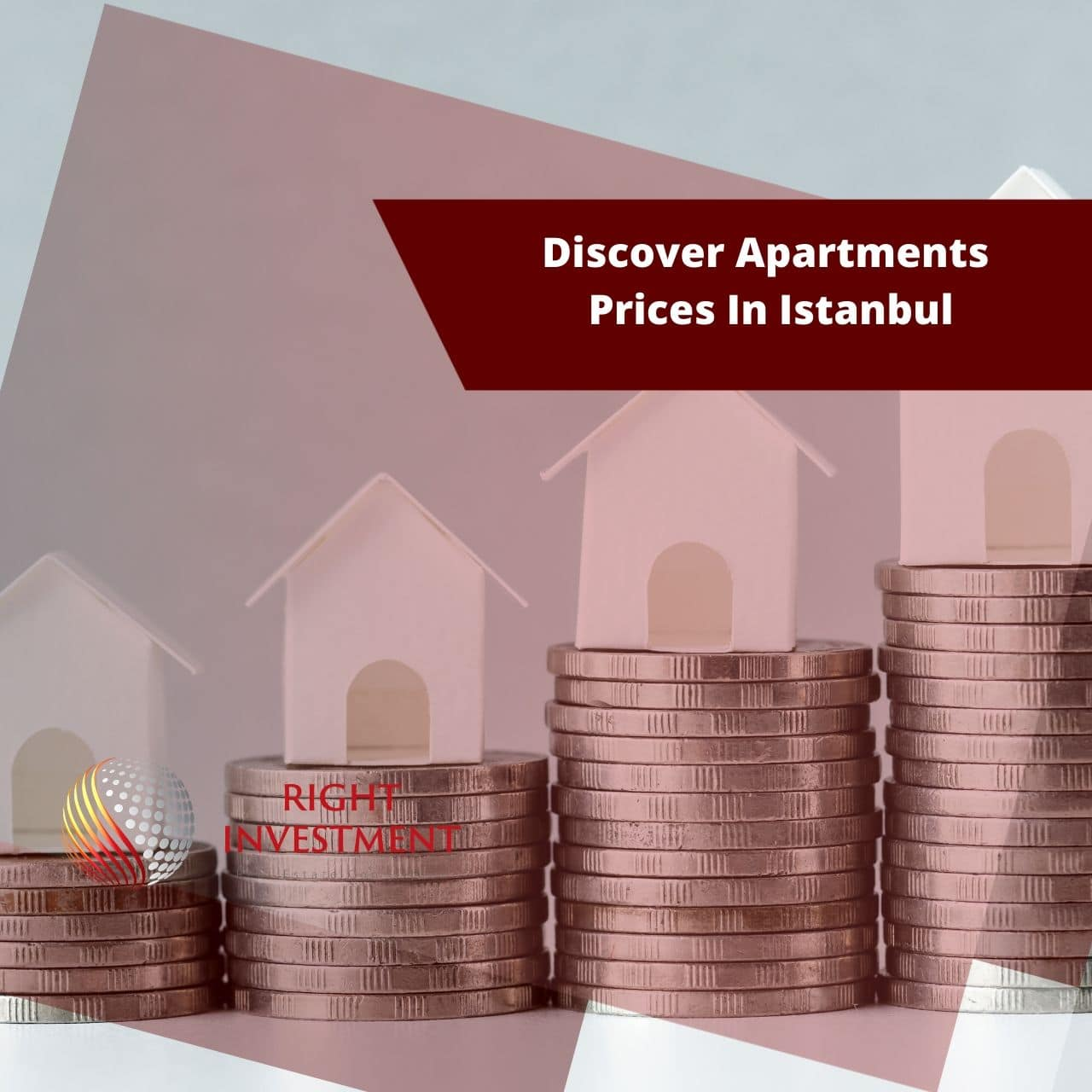 Discover apartments prices in Istanbul
