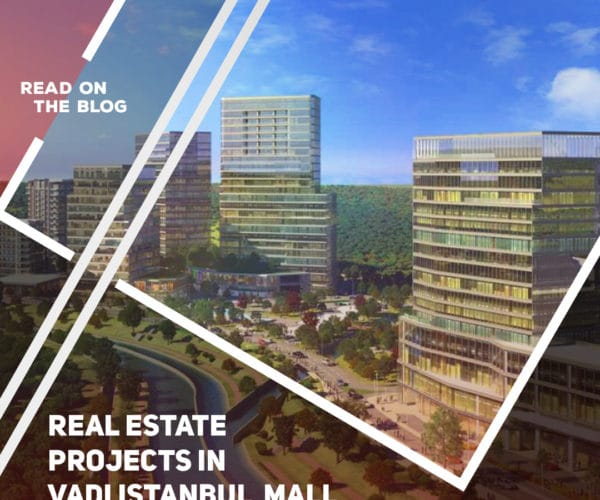 Real Estate Projects in the Valley of Istanbul