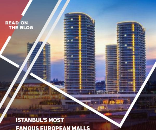 Istanbul's most famous European malls