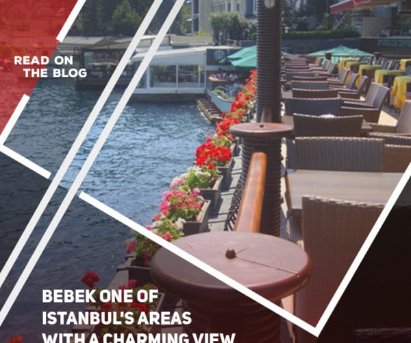 Bebek an area with one of Istanbul's most charming views
