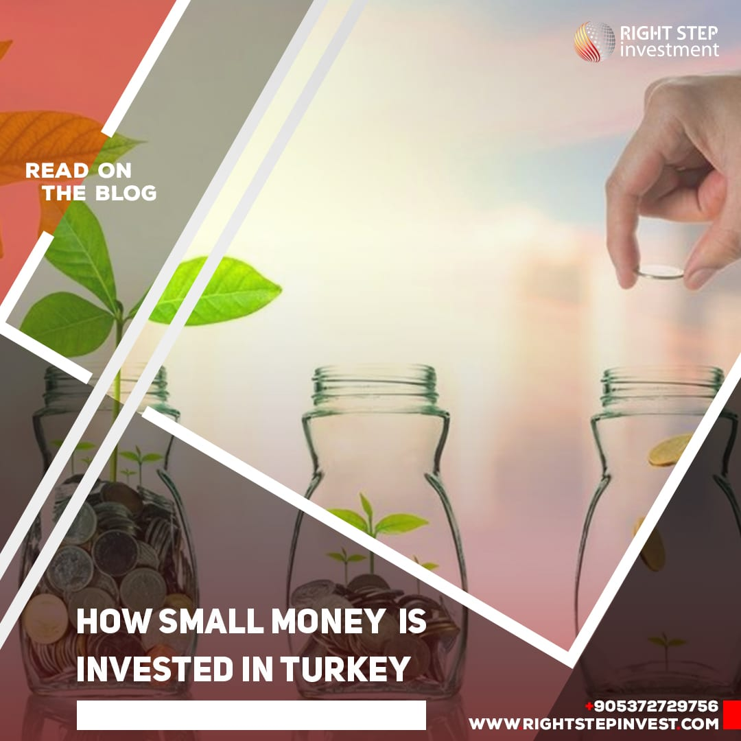 How small investments are done in Turkey