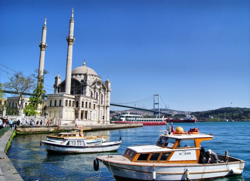 The most beautiful areas of Istanbul overlooking the Bosphorus 2 Istanbul
